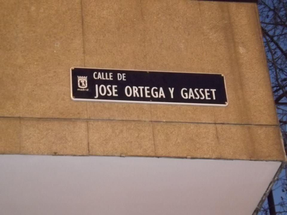 Yo Soy Yo Y Mis Circunstancias José Ortega Y Gasset