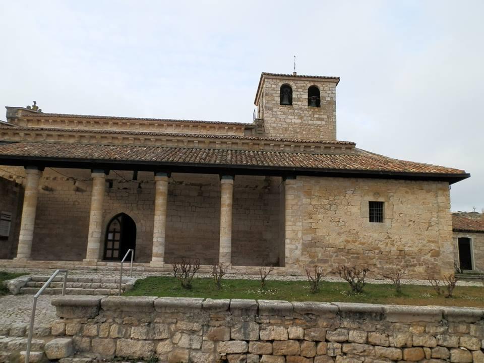 Iglesia Santa María de la O.