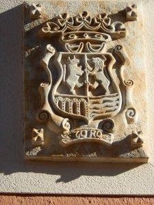 Escudo de Toro.